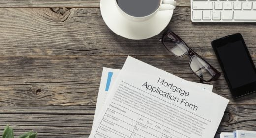 make a mortgage application