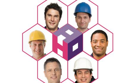 Network of builders