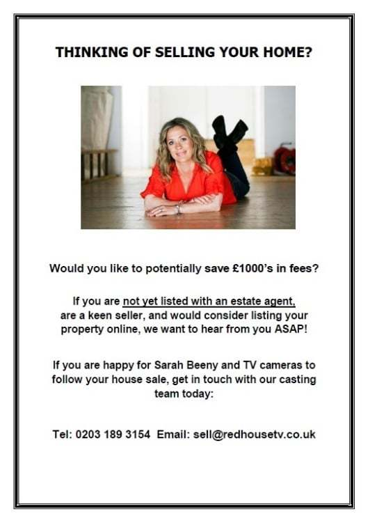 Sell Your Home Flyer (1)