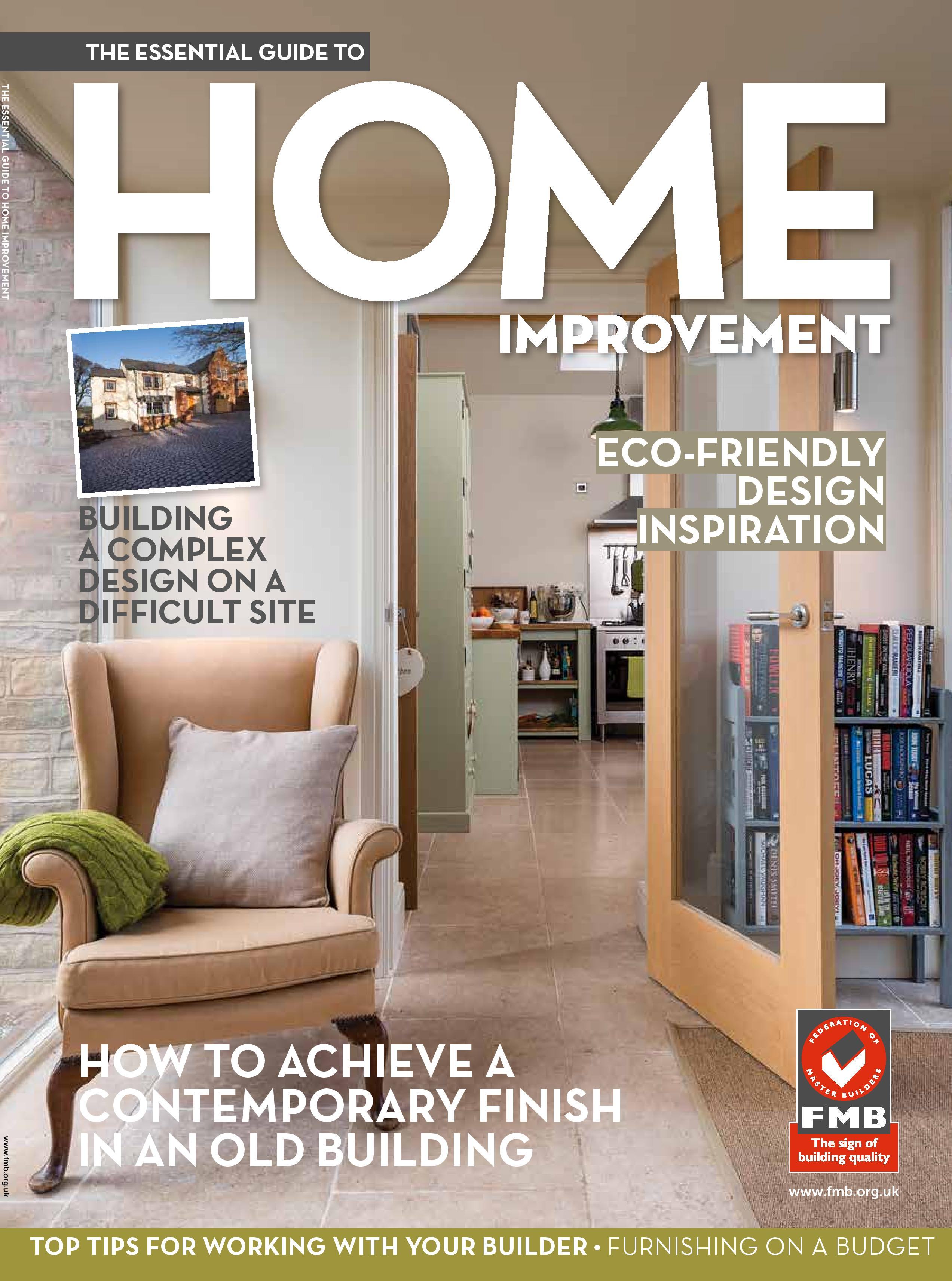Home Improvement Essential Guide Homeowners Alliance