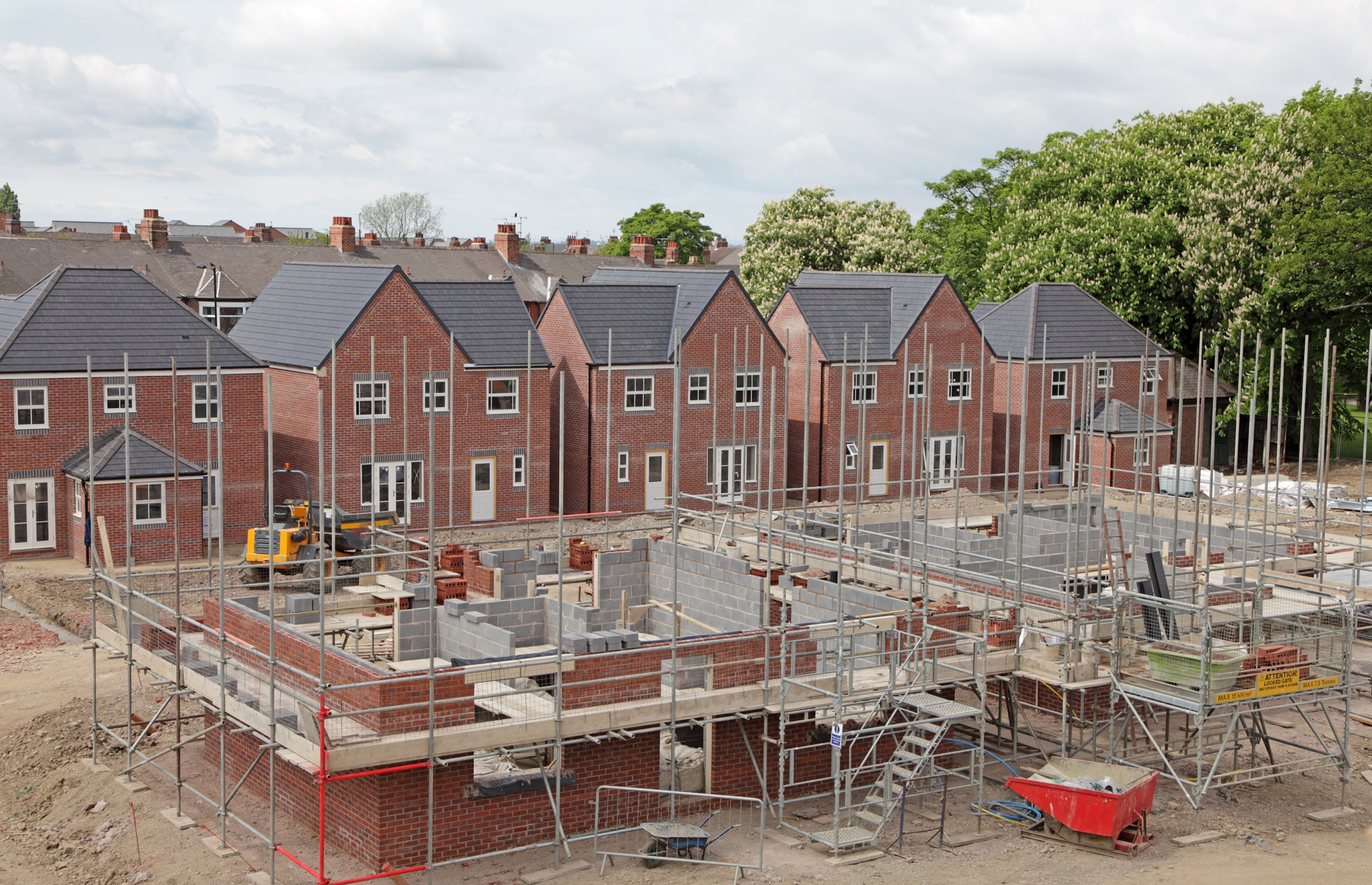 Nightmare new builds channel homeowners alliance for New homes to build