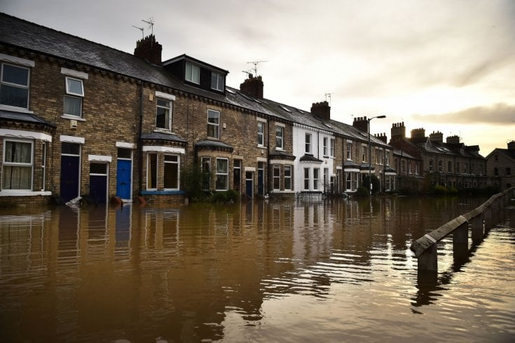 protect your home from flooding