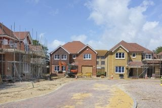 poor quality of new homes