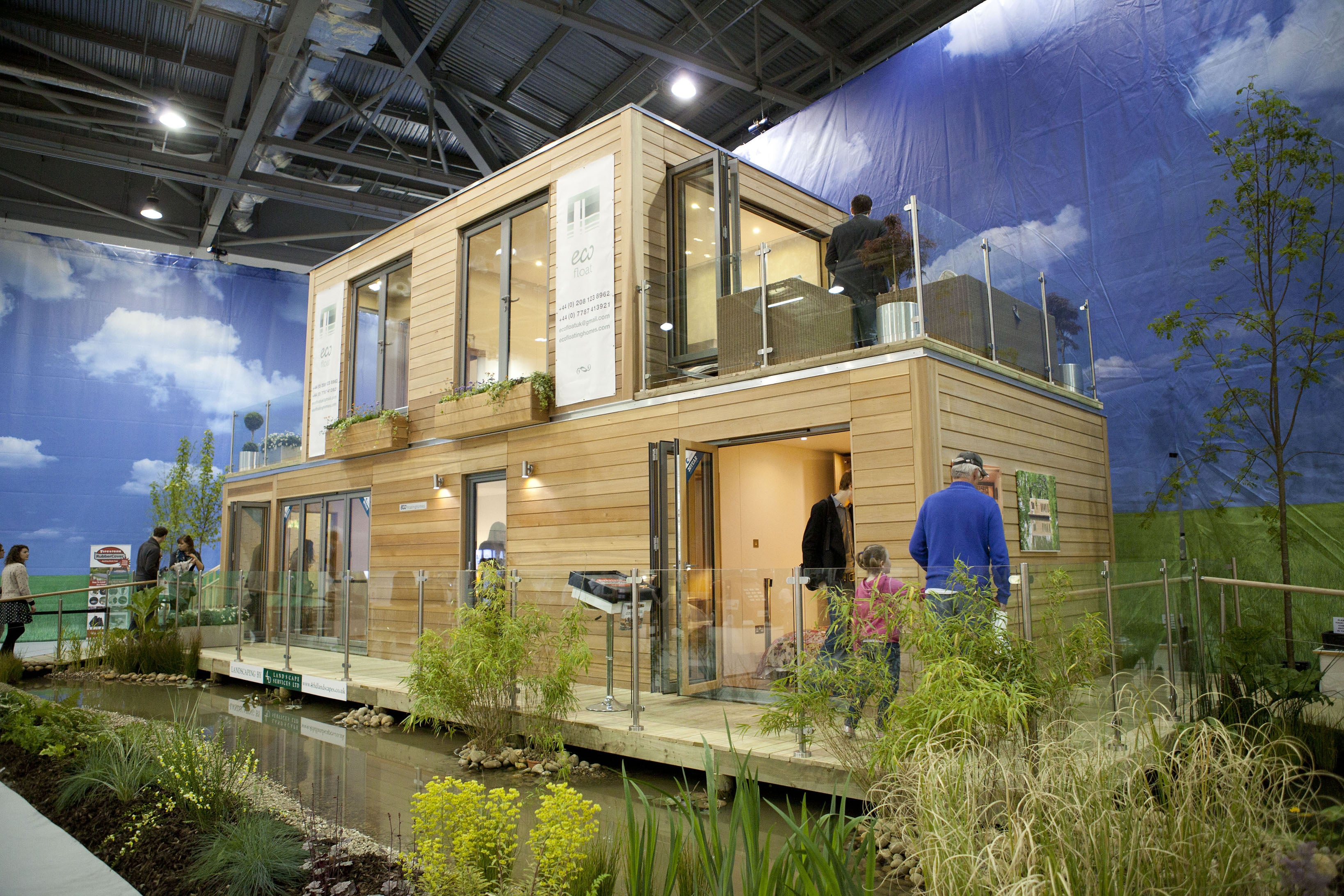 Free tickets to grand designs live 2016 homeowners alliance for Grand designs garden