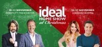 discounted tickets to ideal home show at christmas 2016