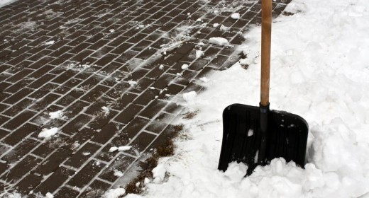 Image of snow shovel