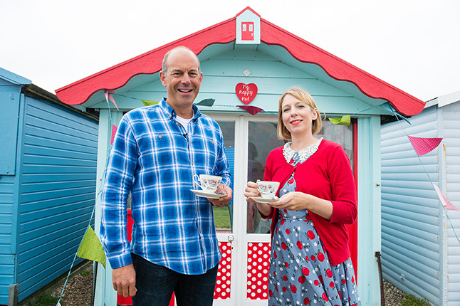 beach hut of the year