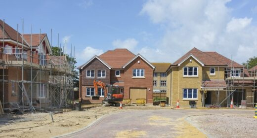 homebuy shared ownership new build