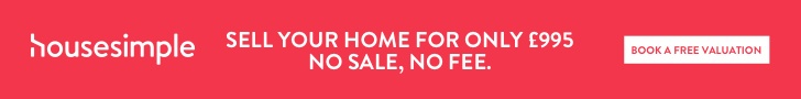 ad banner for housesimple.com