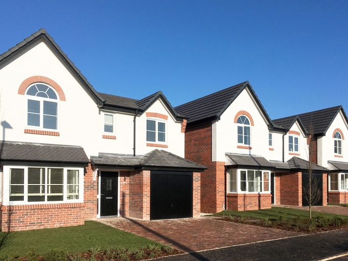 New build vs existing home