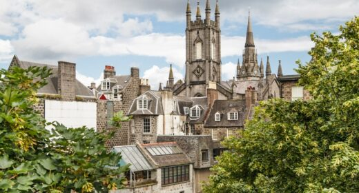 The best cities for first time buyers - Aberdeen