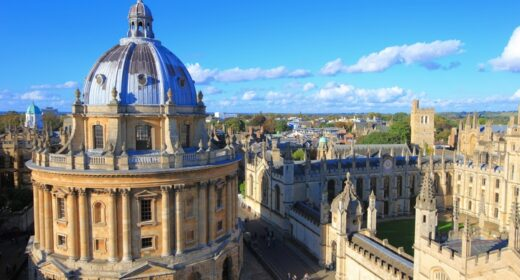 The best cities for first time buyers Oxford