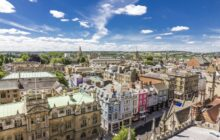 The best cities for first time buyers Oxford skyline
