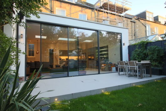 John Lewis Home extensions
