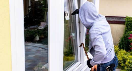 how to protect your home against burglars