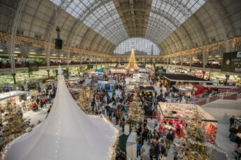 Ideal Home Show at Christmas – save 47% off tickets