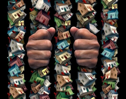 Brexit traps property buyers and sellers