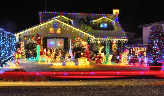 energy saving christmas lights