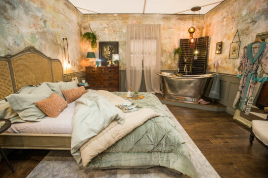 Inspirational roomsets at Grand Designs Live