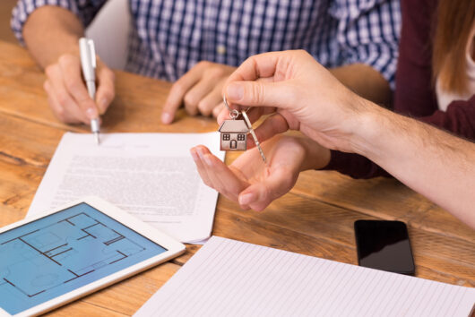 in the news looks at how first time buyers upheld the property market in 2019