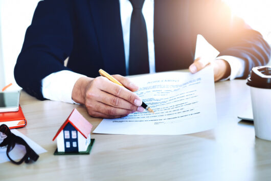 In the news looks at a new five year fixed mortgage deal