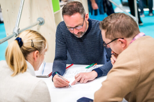 Expert advice at Grand Designs Live
