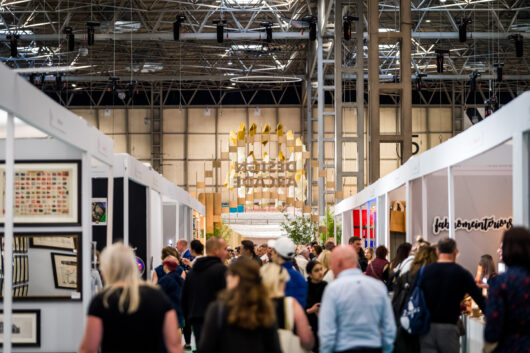 Hundreds of exhibitors at Grand Designs Live