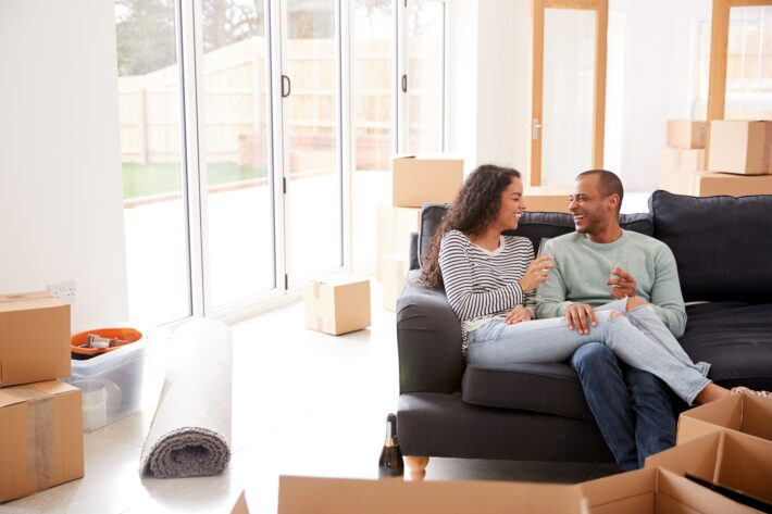 Young homeowners on the rise