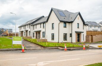 Less than two thirds of new homes completed on time
