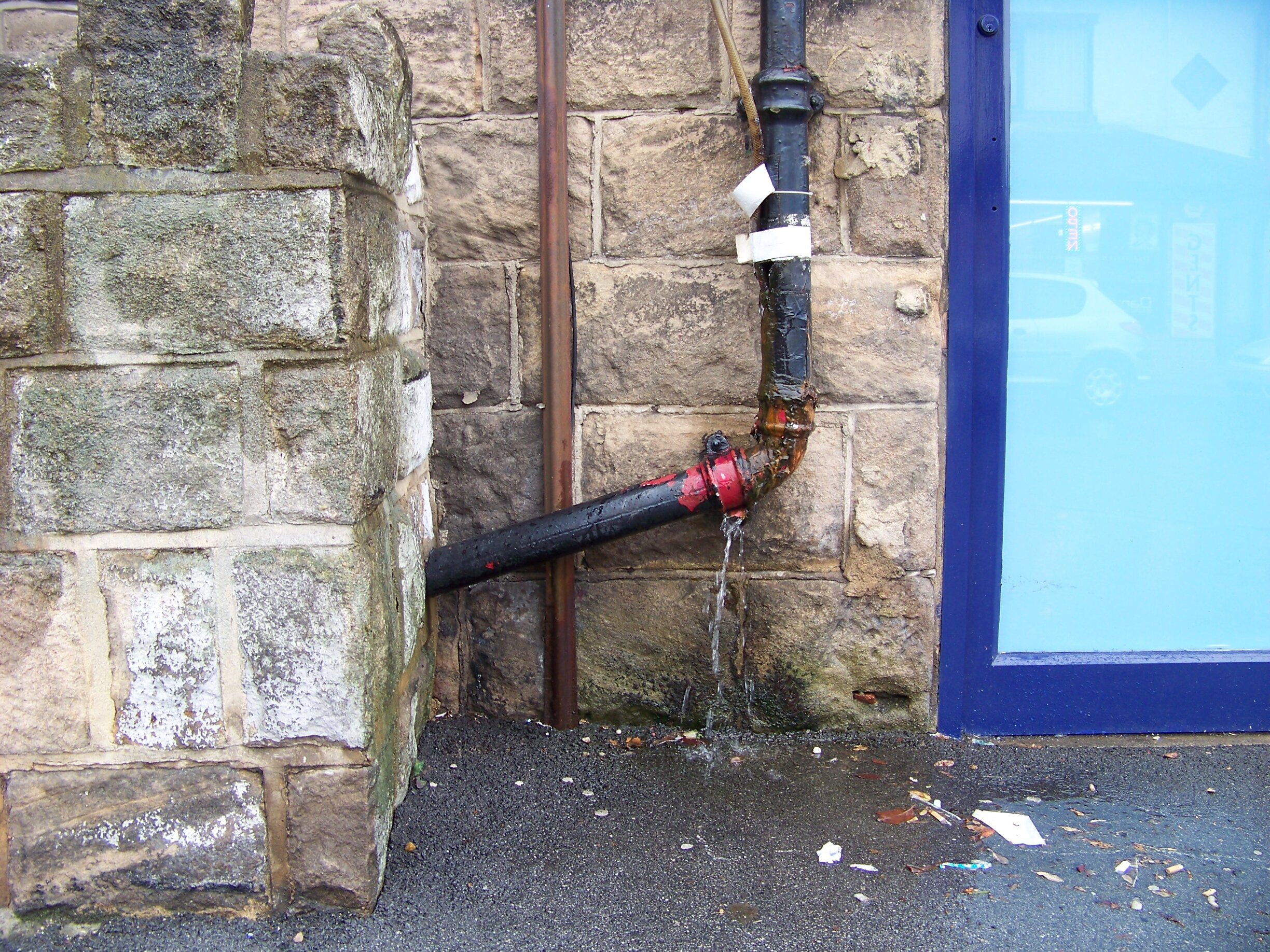 How to spot damp and get rid of it